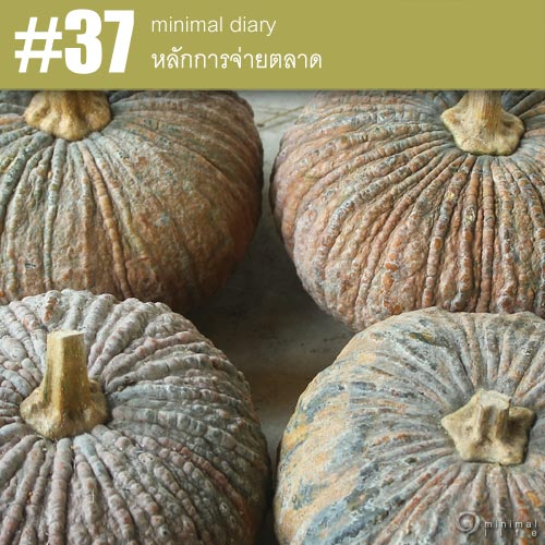 diary-0037-หลักการจ่ายตลาด